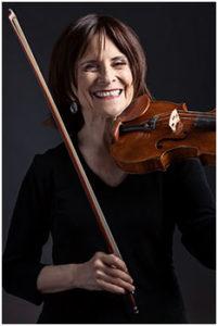 Linda Rosenthal, Violinist