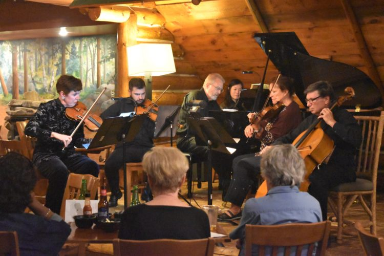 Faculty Concert in the Cabin Grill