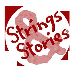 Strings & Stories Logo